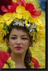 Z Květinového festivalu