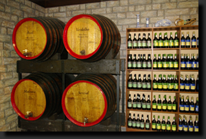 Sklepy s madeirským vínem