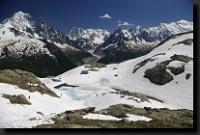 Turistická výprava Tour du Mont Blanc