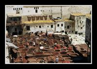 Výstava fotografií o Maroku