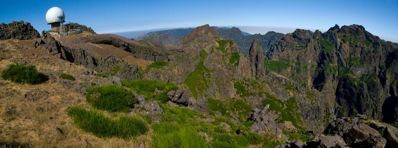 Hory na Madeiře