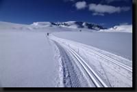 Turistická výprava do zimního Norska