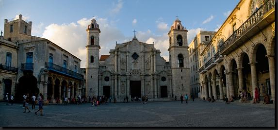 Kuba je proslulá také svými koloniálními památkami