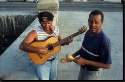 Vynikající kubánští muzikanti vám zahrají přímo na ulici