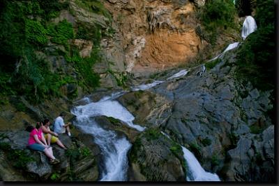 Vodopády Salto de Caburní