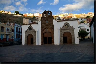 Katedrála v San Sebastianu