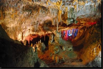Podmanivá krása mallorských jeskyní