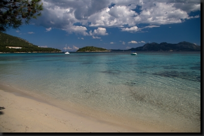 Mallorské pláže a pobřeží