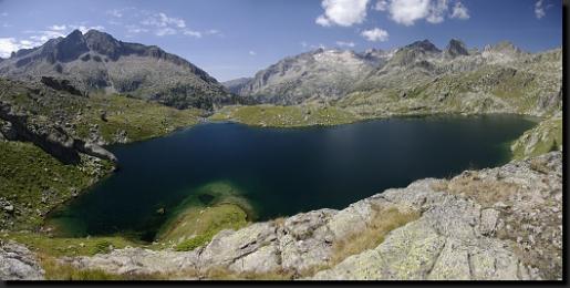 V srdci národního parku Aigüestortes y Estany de Sant Maurici