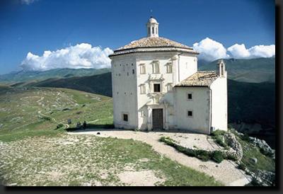 Centrální Apeniny - Corno Grande