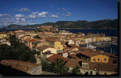 Hlavní město Elby - Portoferraio