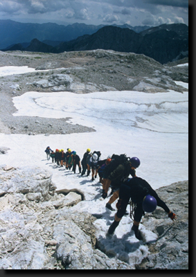 V Julských Alpách