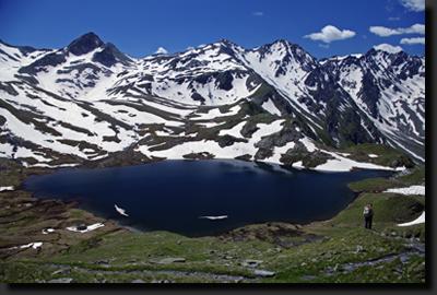 Jezera Lacs de Fenetre