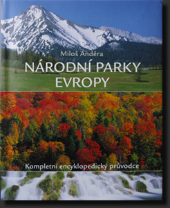 Národní parky Evropy - encyklopedický průvodce