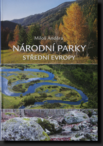 Národní parky střední Evropy - encyklopedický průvodce