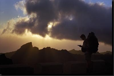 V pohoří Teno na Tenerife, Kanárské ostrovy, foto: Slunko