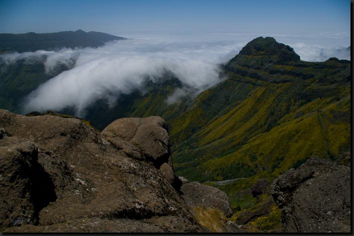V horách Madeiry