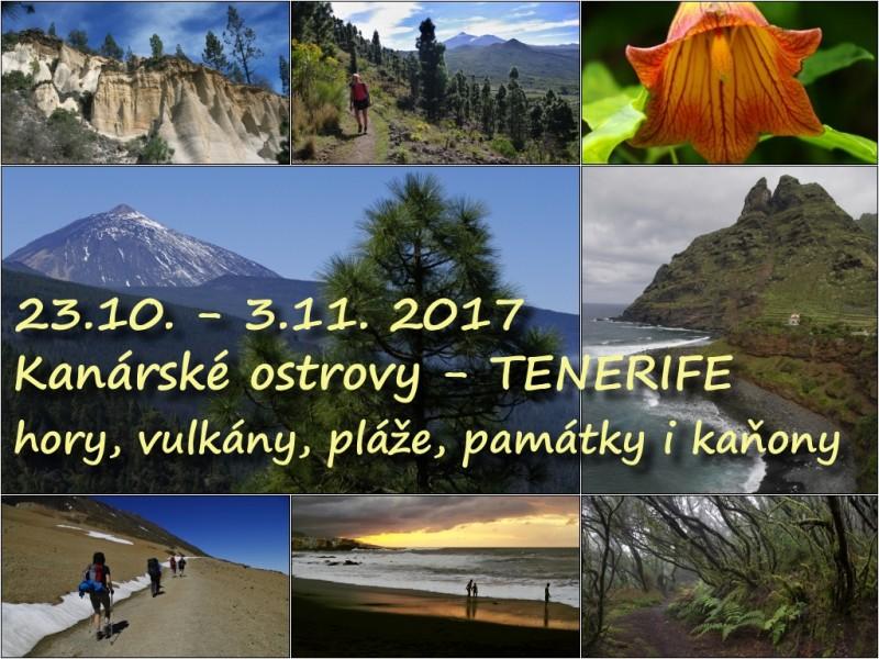Turistická výprava na Tenerife